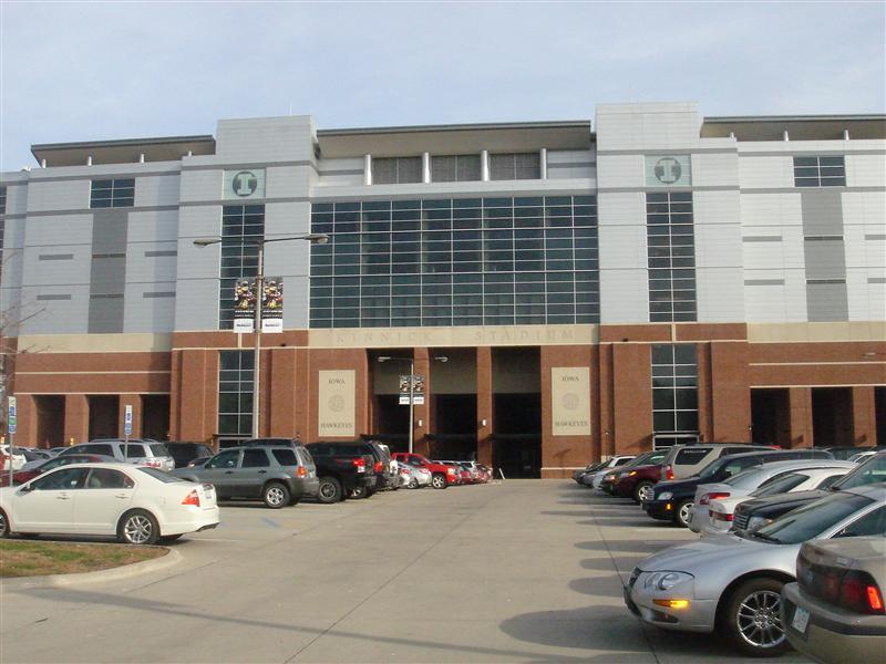 Game 12: Ohio State Buckeyes @ Iowa Hawkeyes