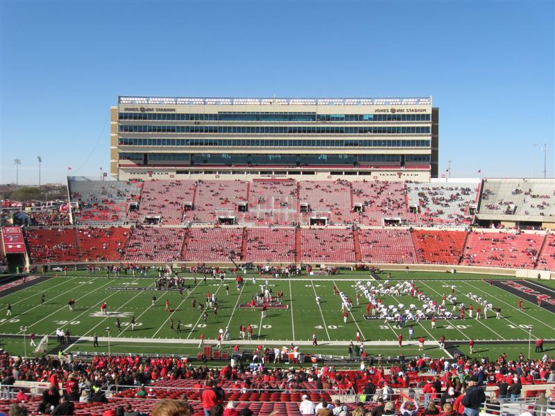 Game 8: Oklahoma Sooners @ Texas Tech Red Raiders