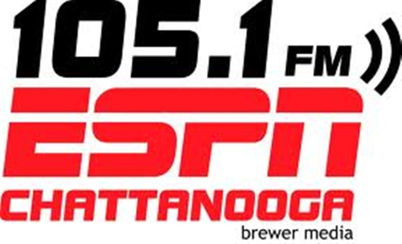 In the Zone with Jim Gumm – ESPN Chattanooga 105.1 FM            ……..