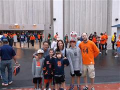 Game 21: Clemson Tigers @ Syracuse Orange