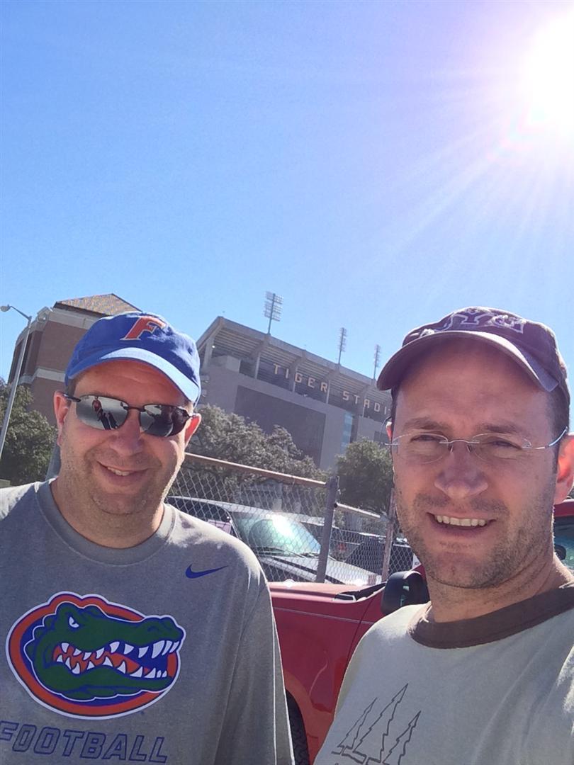 Game 25: Mississippi Rebels @ LSU Tigers