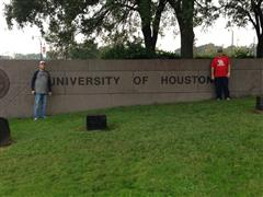 Game 27: Tulsa Golden Hurricane @ Houston Cougars