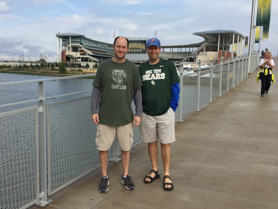 Game 37: TCU Horned Frogs @ Baylor Bears
