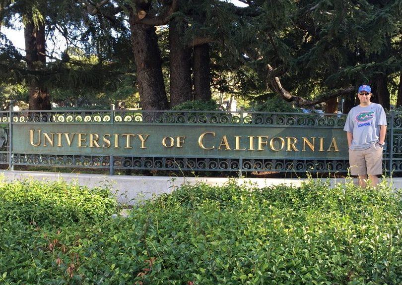 Game 35: Oregon Ducks @ California Golden Bears