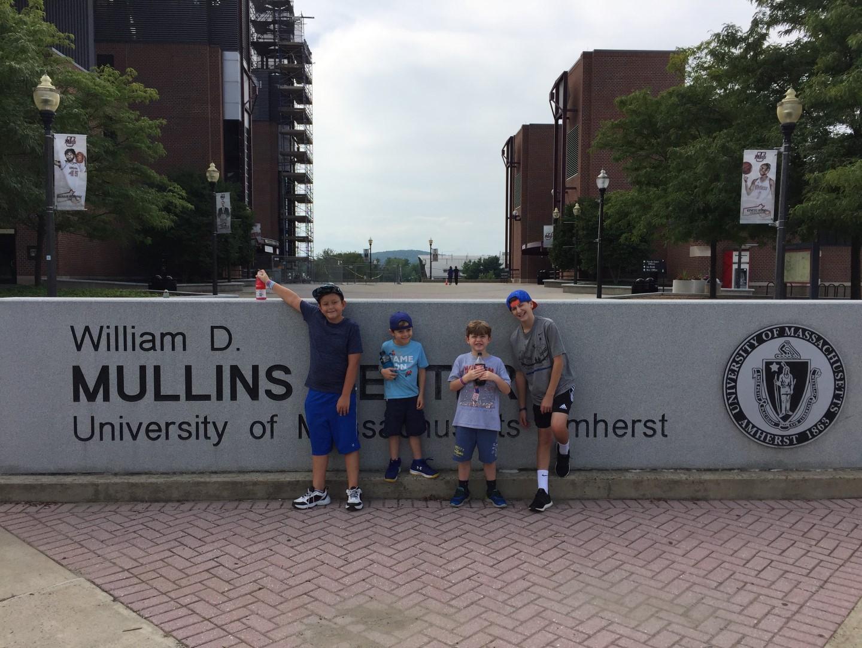 Game 43: Duquesne Dukes @ Massachusetts Minutemen